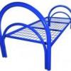 Кровати металлические для пансионата,  кровати для строителей
