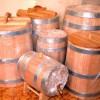 Бочка дубовая для самогона, вина, коньяка и соления