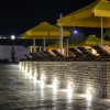 Пляжный зонт уличный блочный 3х3 м.  квадрат