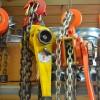 Такелажное и грузоподъемное оборудование для склада
