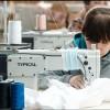 В связи с расширением,  швейное производство набирает швей.
